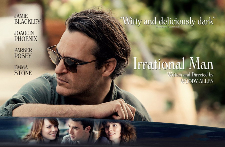 Irrational Man. Irationalul are ratiunea lui