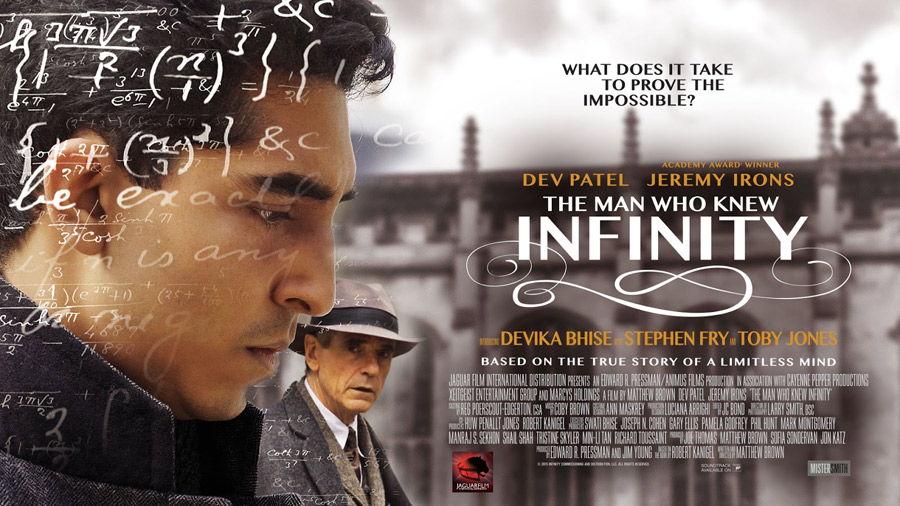 The Man Who Knew Infinity. Cat dureaza infinitul?