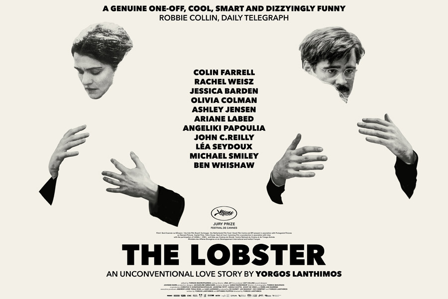 The Lobster. Care homar?