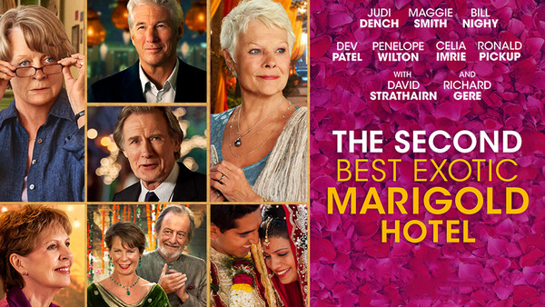 The Second Best Exotic Marigold Hotel. Decizii