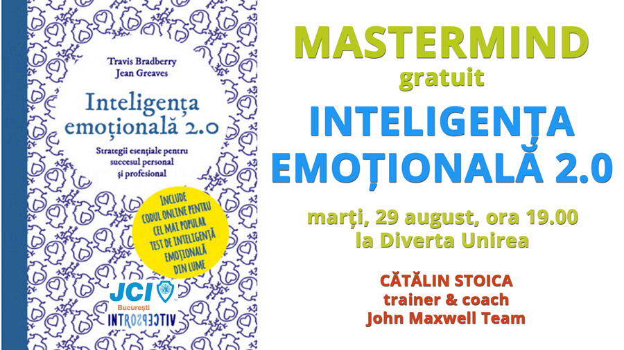 Mastermind: Inteligenta Emotionala 2.0